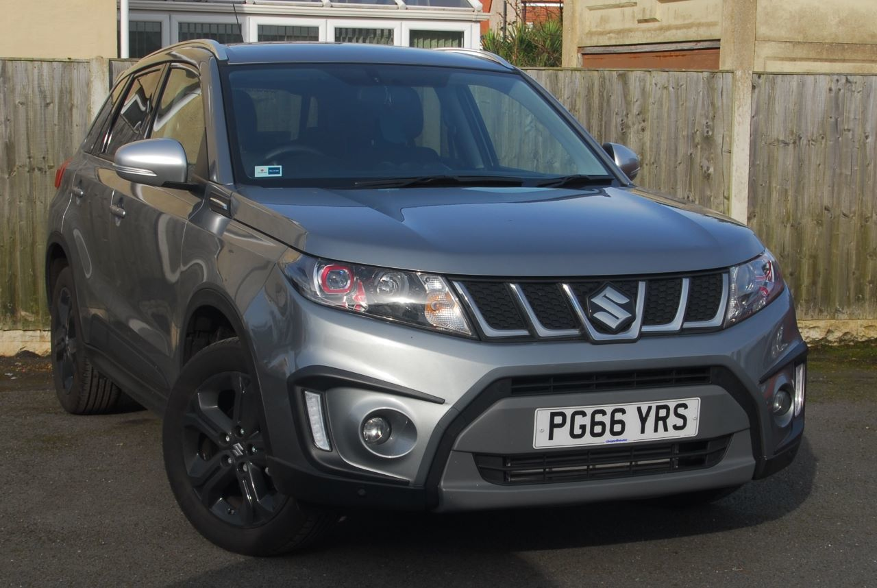 second hand suzuki vitara 1 4 boosterjet s allgrip 4x4 for sale in southport lancashire. Black Bedroom Furniture Sets. Home Design Ideas
