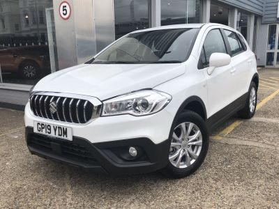 Suzuki Sx4 S-Cross 1.0 Boosterjet SZ4 5dr Hatchback Petrol Unknown at Suzuki UCL Milton Keynes